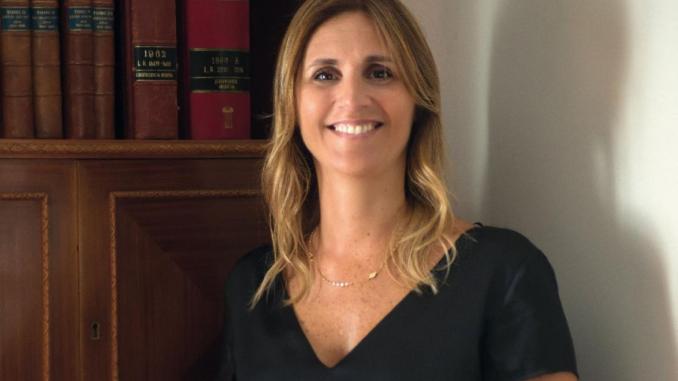Marina Sánchez Herrero candidata