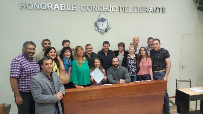 Concejo Deliberante de General Alvarado