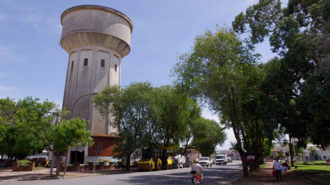 Provisión de agua General Alvarado
