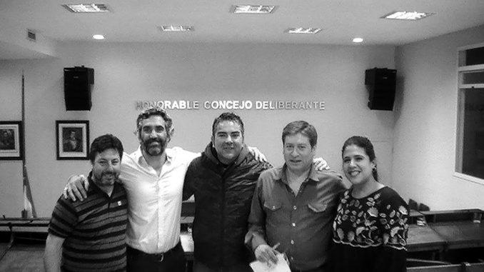 Proyecto Unidad Ciudadana General Alvarado