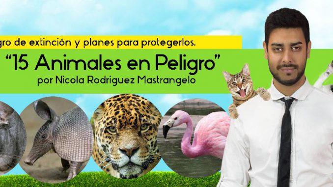 Animales en Peligro de Extinción en Argentina
