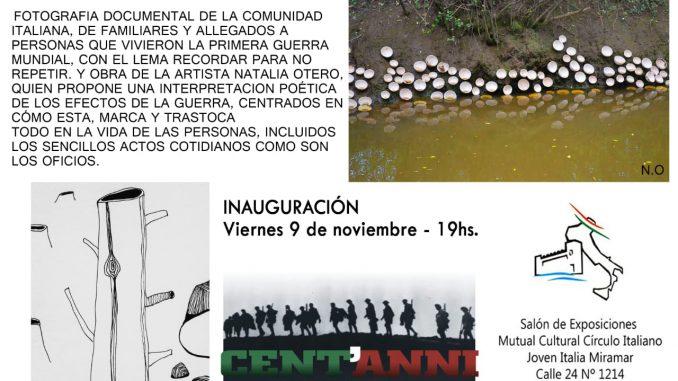 Muestra fotográfica en Miramar