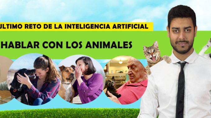 Hablar con animales, inteligencia artificial