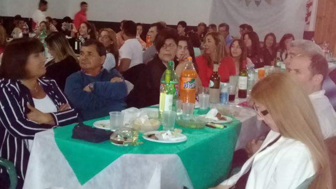 Festejo trabajadores municipales General Alvarado