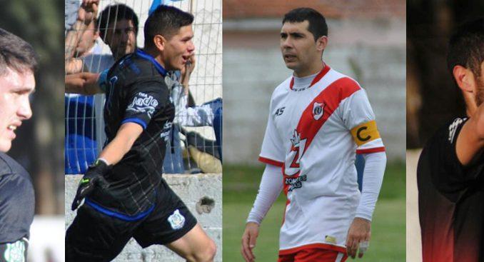 Semifinales de la Liga Oficial de General Alvarado