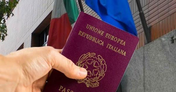 Reabren sistema de turnos para ciudadanía italiana