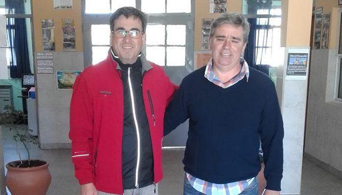 Consejo Escolar de General Alvarado en Otamendi