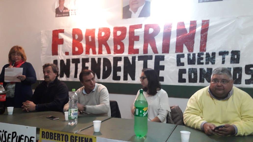 Lanzamiento en Otamendi - El Argentino digital